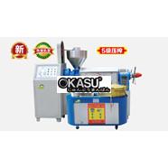 Máy ép dầu loại lá Kusami KS-6YBS-Z380