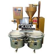 Máy ép dầu tự động Kusami KS-70WZ
