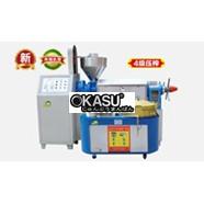 Máy ép dầu lọc loại lá KS-YBS-Z300