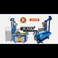 Máy ép dầu tự động Kusami KS-YBS-Z380