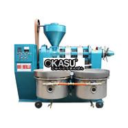 Máy ép dầu tự động Kusami KS-120WZ