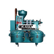 Máy ép dầu tự động Kusami KS-Q10-6 (8/9)