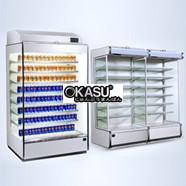 Tủ mát trưng bày hoa quả OKASU OKS-SG17AU