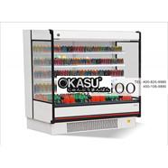 Tủ mát trưng bày siêu thị OKASU OKS-12AU