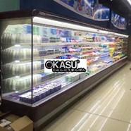 Tủ mát siêu thị OKASU OKS-BX12FR