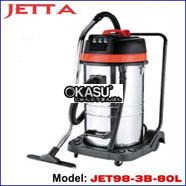Máy hút bụi công nghiệp JET98-3B-80L