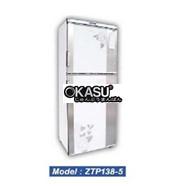 Tủ sấy bát Komasu ZTP138-5 kính hoa/gương