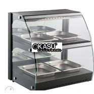 Tủ giữ nóng thức ăn COBI RTR-2D-2
