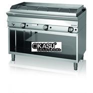 Bếp nướng than hơi nước dùng gas Giorik GL76GV