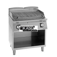Bếp nướng than nhân tạo dùng gas Giorik GL74GC