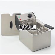 Bếp chiên nhúng điện đơn 8L, Roller Grill FD 80