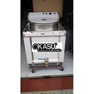 Nồi nấu canh điện gas 160l Saleco NPDG-160L