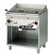 Bếp nướng than nhân tạo dùng gas Lotus CW-78G