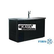 Tủ bảo quản bia 1 vòi rót FIRSCOOL G-BCBD48-1
