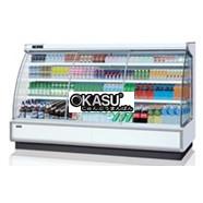 Tủ mát trưng bày siêu thị OPO SMS3D2-12NSD