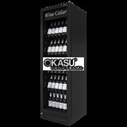 Tủ giữ lạnh rượu vang Sanden SVN-0455