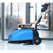 Máy chà sàn liên hợp Supper Clean mini K201