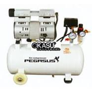 Máy nén khí không dầu, giảm âm PEGASUS TM-OF750- 35L