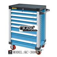 Tủ đựng đồ nghề đôi 7 ngăn KOCU KC-308