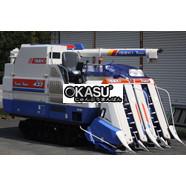 Máy gặt đập liên hợp ISEKI HF-433