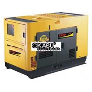 Máy phát điện diesel KAMA KDE-16SS (13kva)