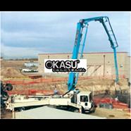 Máy bơm bê tông cần Putzmeister - 36 ES - 170