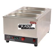 Nồi giữ ấm đồ ăn dùng điện WHT-555-C