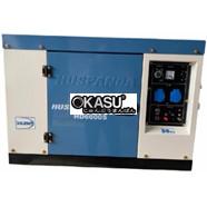 Máy phát điện chạy dầu giảm âm HUSPANDA HD6600S