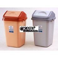 Thùng rác nhựa 45L B-015B