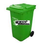 Thùng rác nhựa 240 lít TRN240