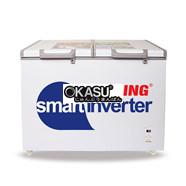 Tủ đông 2 cánh 1 ngăn Inverter Darling DMF-3799ASI