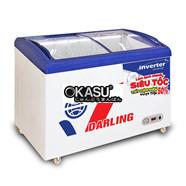 Tủ trưng bày kem Inverter Darling DMF-4079KI1