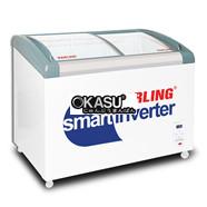 Tủ trưng bày kem Smart Inverter Darling DMF-5079ASKI