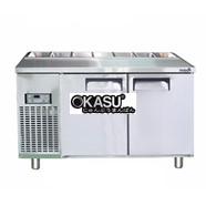 Bàn Salad 1200 2 cánh HAPPYS OKS-1200S-F