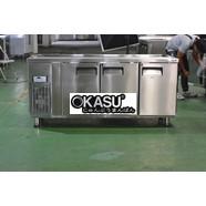 Bàn Salad 1800 3 cánh HAPPYS OKSI-1800S-H