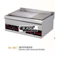 Bếp chiên phẳng rãnh dùng điện Wailaan GH-922