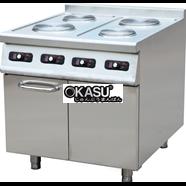 Bếp nấu điện từ (dạng tủ) CZC - 33E