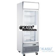 Tủ đông 1 cánh kính OKASU OKS-430F
