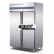 Tủ đông mát 2 cánh OKASU GN-D1.2L2F