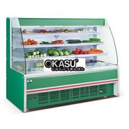 Tủ mát trưng bày siêu thị OKASU SBG-30P