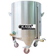 Nồi nấu cháo công nghiệp 100L OKASU KS-NCTĐ100L