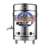 Nồi nấu phở nhập khẩu 20L OKASU KS-NPTQ20L