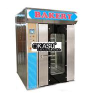 Lò nướng bánh mì xoay 12 khay OKASU KS-LXVN10D