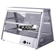 Tủ giữ nóng 2 tầng nhiệt độc lập KS–DH 202