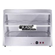 Tủ giữ nóng 2 tầng nhiệt độc lập KS–DH 203