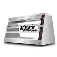 Tủ giữ nóng 2 tầng nhiệt độc lập KS–DH 150