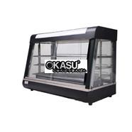 Tủ giữ nóng thức ăn kính phẳng KS-TGN60-2