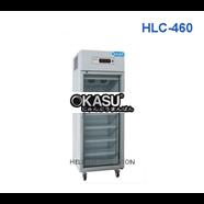 Tủ mát 1 cánh kính Heli HLC-460