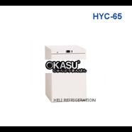 Tủ mát 1 cánh Heli HYC-65A