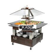 Quầy trưng bày salad Roller Grill SBC 40 F